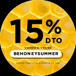 BEHONEY - Promoción de Verano